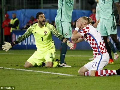 Chi tiết Croatia - Bồ Đào Nha: Bàn thua oan nghiệt (KT) - 8