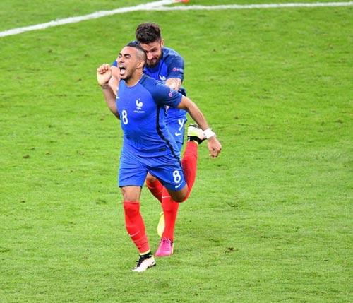 Pháp vs CH Ailen - 1