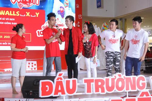 """Dàn Sao Việt """"quậy hết cỡ"""" với trò chơi dành cho trẻ em - 10"""