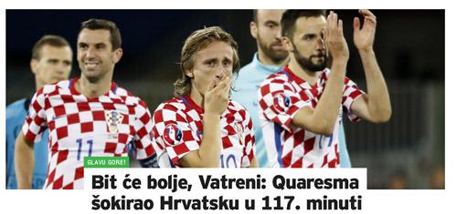Báo giới lên án trận Croatia - BĐN tẻ nhạt nhất lịch sử - 2