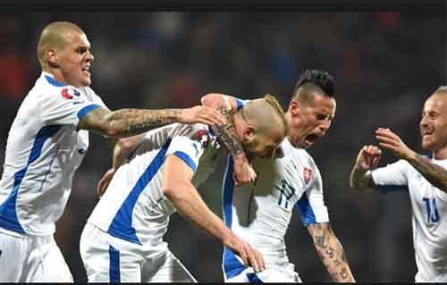 Nhận định trận Đức gặp Slovakia - 2