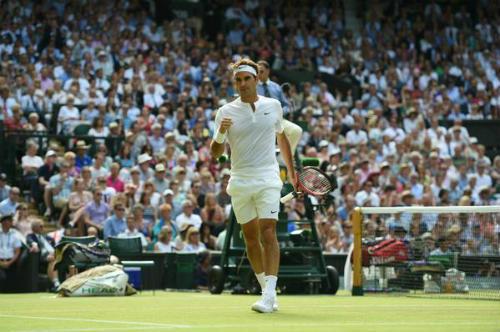 Wimbledon: Federer và cơ hội thay đổi mùa giải - 1