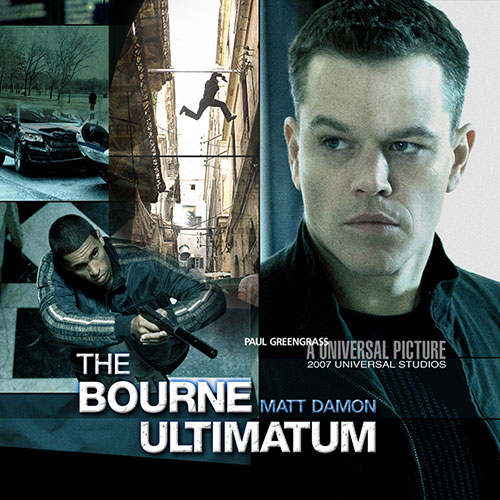 Trailer phim: The Bourne Ultimatum - 1