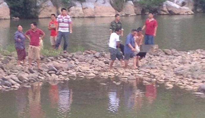 Tìm thấy thi thể cuối cùng vụ 4 nữ sinh đuối nước - 1