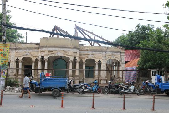 Tiếc nuối phá bỏ biệt thự Pháp hơn 100 tuổi ở Sài Gòn - 2
