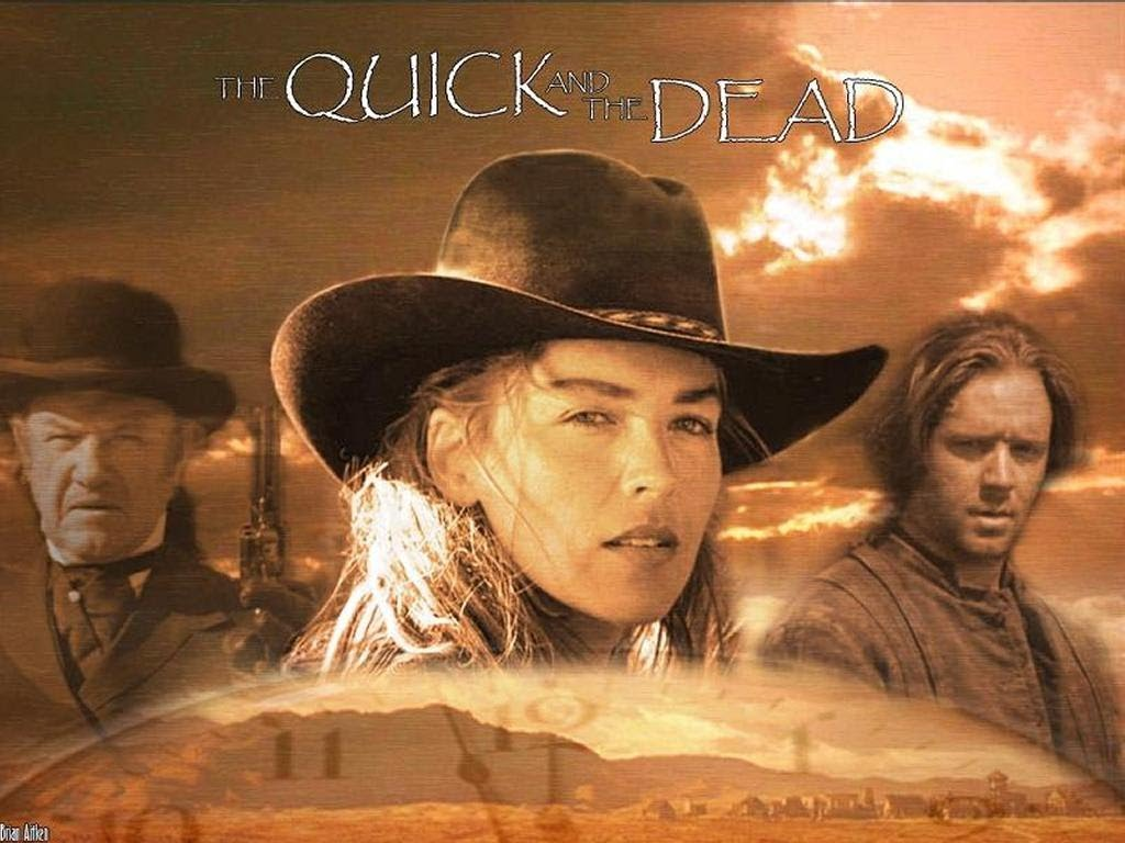 Trailer phim: The Quick and the Dead - 1