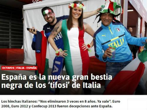 Trước đại chiến TBN, báo giới Ý sôi sục báo thù - 3