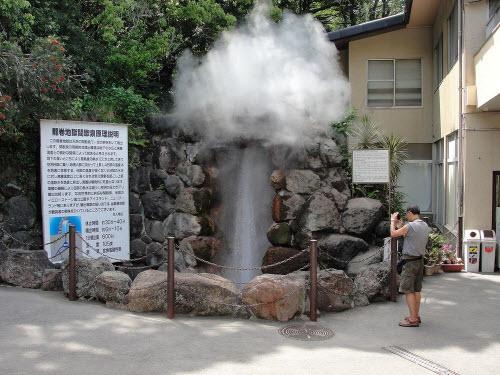 """Khám phá thành phố toàn """"địa ngục"""" nước nóng ở Nhật - 14"""