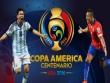 TRỰC TIẾP Argentina - Chile: Đối thủ quyết phá Messi