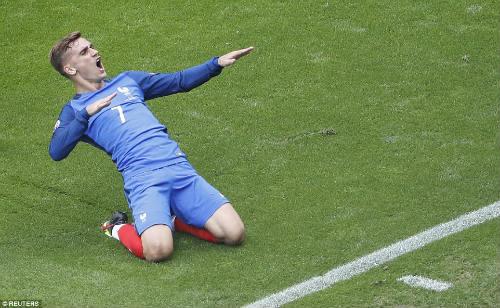 """""""Người hùng"""" tuyển Pháp tiết lộ bí kíp hạ CH Ailen - 2"""