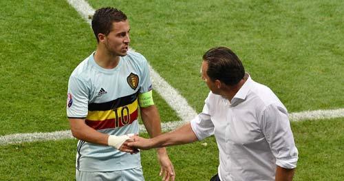 Chơi tưng bừng, Bỉ mơ đến chung kết Euro - 1
