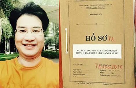 Cha của Giang Kim Đạt bị xử lý về tội rửa tiền - 1