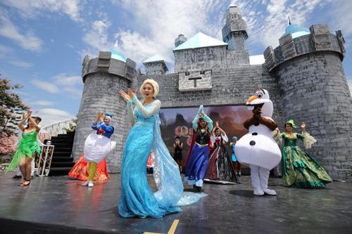 Điều gì khiến du khách hài lòng với lễ hội Magic World - 5