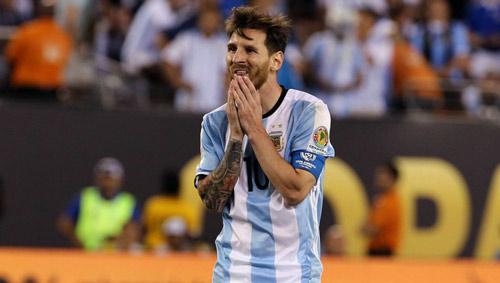 Messi roi Argentina  - 1