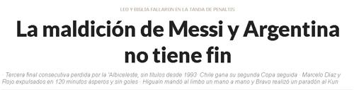 Messi chia tay Argentina, messi và argentina, argentina vs chile, messi, copa america, copa america 2016, bong da copa america, cup nam my 2016, lich thi dau copa america, lich thi dau copa america 2016, lịch thi đấu copa america 2016, báo bóng đá 24h, tin bóng đá, báo thể thao 24h, kết quả bóng đá, bong da euro 2016, lịch bóng đá euro 2016, lịch thi đấu bóng đá, bong da, bao bong da 24h - 1