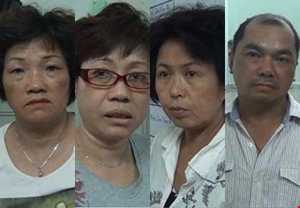 """4 người Trung Quốc bị bắt vì """"làm phép chữa bệnh"""" - 1"""