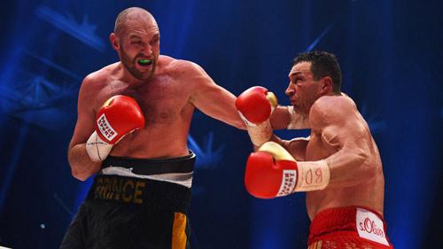 Sốc: Nghi án Tyson Fury dùng doping để hạ Klitschko - 2