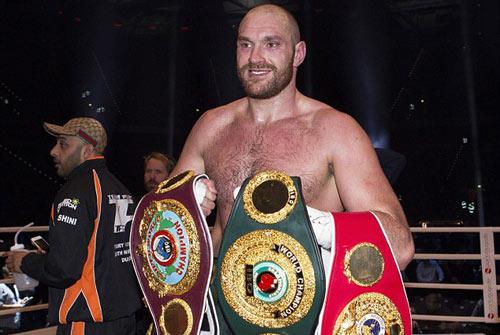 Sốc: Nghi án Tyson Fury dùng doping để hạ Klitschko - 1