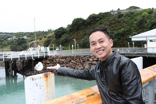 Khám phá New Zealand thú vị như thầy giáo trẻ Việt Nam - 1