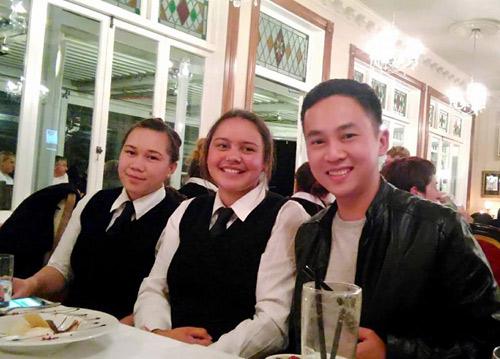 Khám phá New Zealand thú vị như thầy giáo trẻ Việt Nam - 4