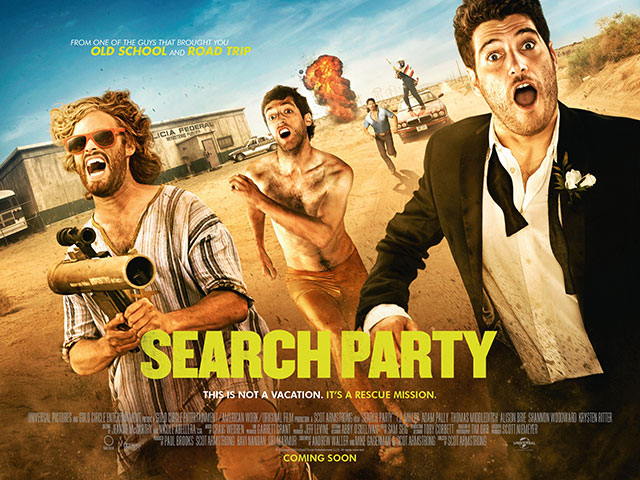 Trailer phim: Search Party - 1