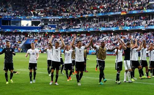 Tin nhanh Euro 27/6: Beckenbauer muốn Đức gặp TBN - 1