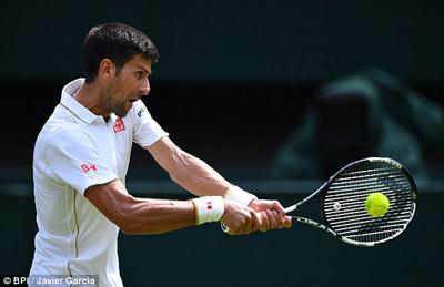 Chi tiết Djokovic - Ward: Đâu lại vào đấy (Vòng 1 Wimbledon) - 5