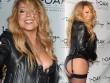 U50 Mariah Carey gây sốc khi mặc nội y lên thảm đỏ