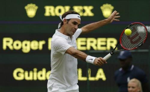 Federer - Pella: Ra quân khó khăn (V1 Wimbledon) - 1