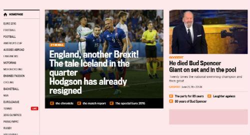 """Thua sốc Iceland, ĐT Anh bị gọi là """"nỗi nhục quốc gia"""" - 7"""
