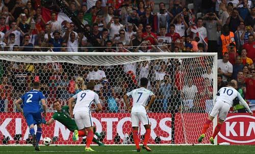 Brexit ở EURO: Cầu thủ Anh đổ gục, fan chết lặng - 1