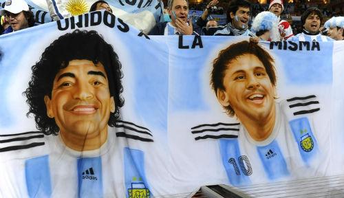 Messi chia tay ĐT Argentina: Khúc bi ca định mệnh - 2