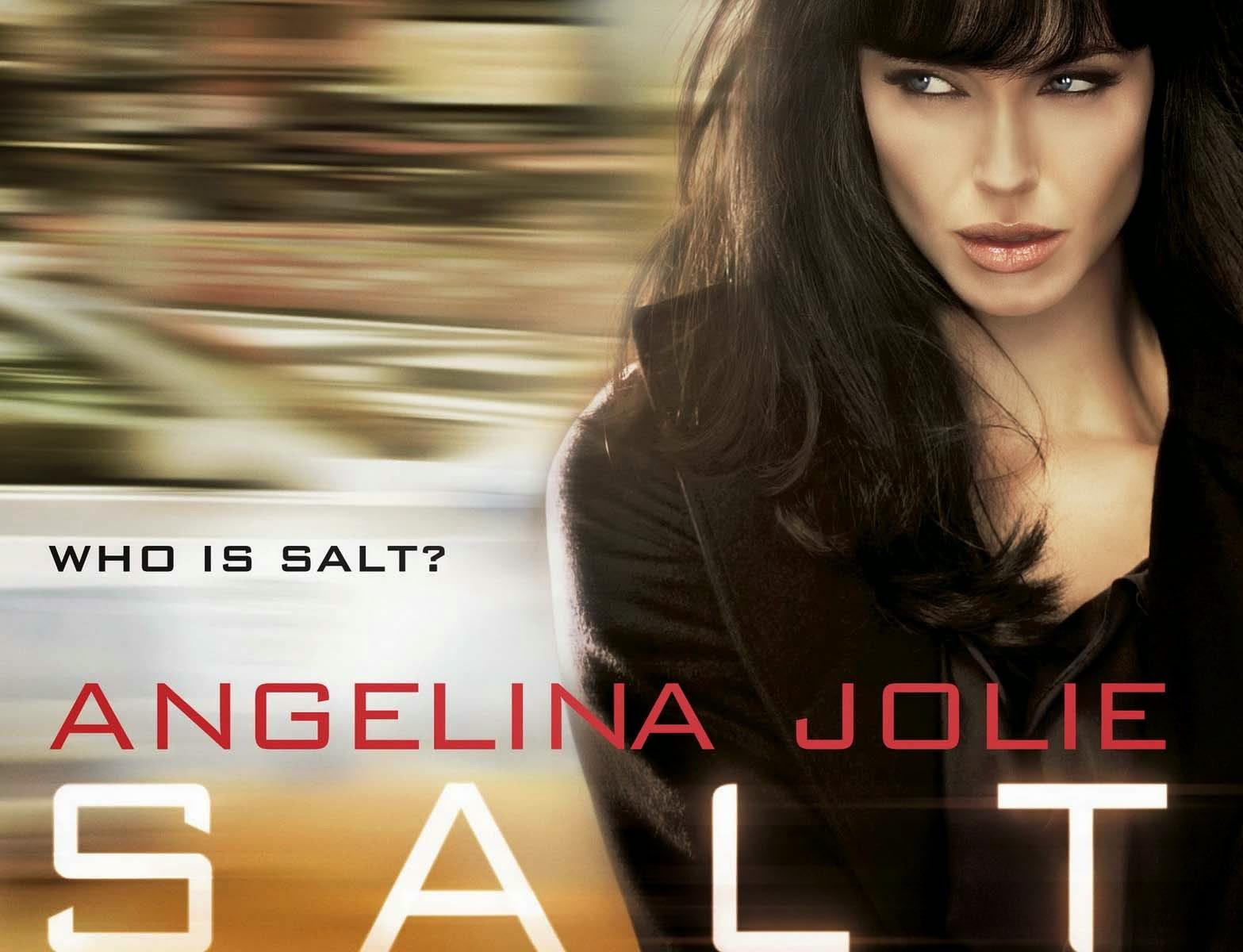 Trailer phim: Salt - 1