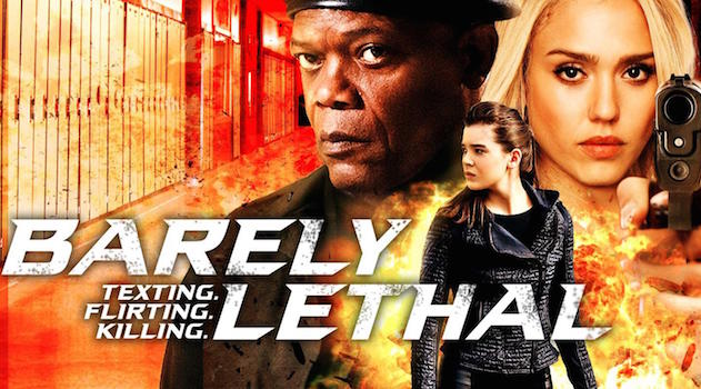 Trailer phim: Barely Lethal - 1