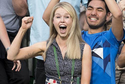 """Wimbledon: Tay vợt vô danh """"đổi đời"""" nhờ người yêu - 4"""