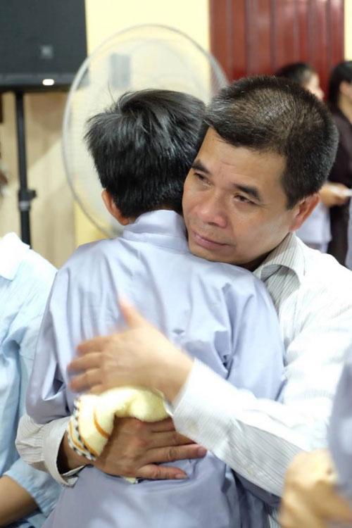Theo chân trẻ Hà thành lên chùa tham dự khóa tu mùa hè - 17