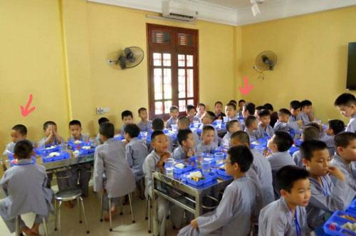 Theo chân trẻ Hà thành lên chùa tham dự khóa tu mùa hè - 5