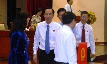 Ông Nguyễn Thành Phong tái cử Chủ tịch UBND TPHCM - 1