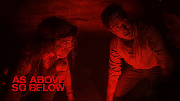 Trailer phim: As Above So Below - 1