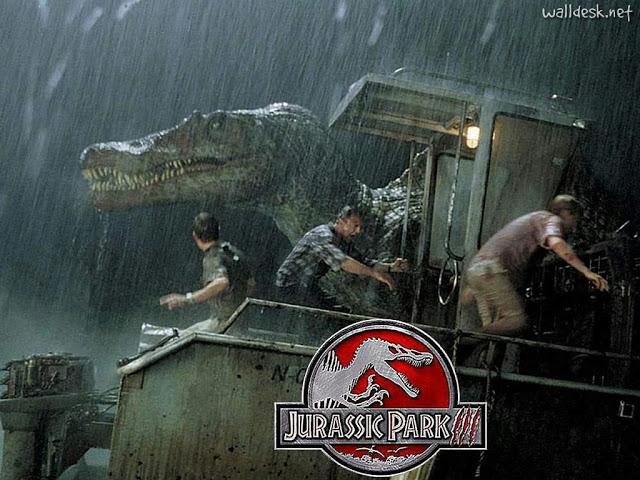 Trailer phim: Jurassic Park III - 1