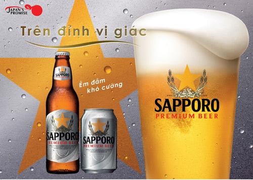 Sapporo Premium Beer – Chất xúc tác cho những cuộc vui - 3