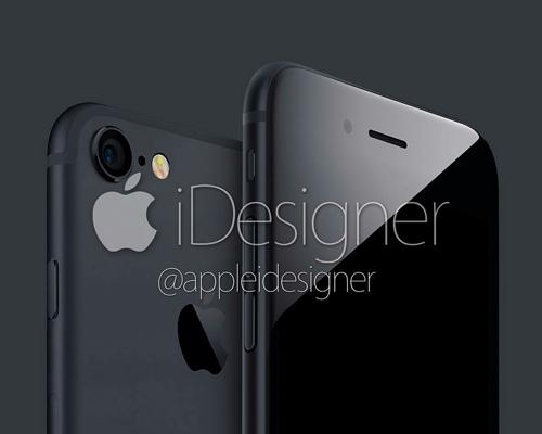 iPhone 7 phiên bản màu đen huyền bí và lịch lãm - 3