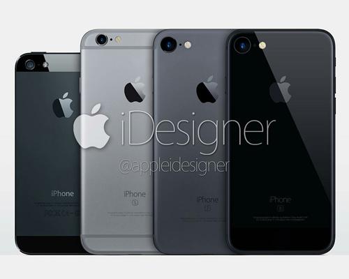 iPhone 7 phiên bản màu đen huyền bí và lịch lãm - 4