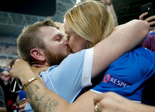 Iceland và câu chuyện tình lãng mạn với Euro 2016 - 2