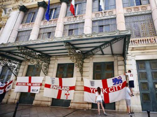 Tiết lộ rúng động về trận Anh - Iceland - 1