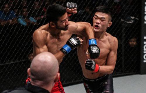 "MMA: ""Kẻ hủy diệt"" Singapore, 5 trận knock-out cả 5 - 1"
