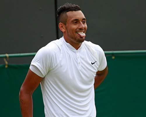 Wimbledon ngày 2: Kyrgios đả bại Stepanek, Wozniacki bị loại - 2