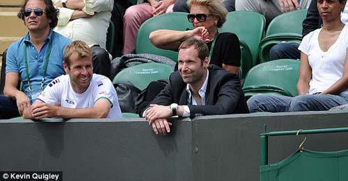 Wimbledon ngày 2: Kyrgios đả bại Stepanek, Wozniacki bị loại - 5