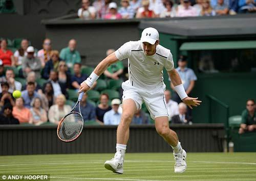 Murray – Broady: Đánh nhanh, nghỉ sớm (V1 Wimbledon) - 1