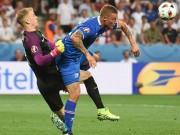 Bóng đá - Anh - Iceland: Chiến công không tưởng
